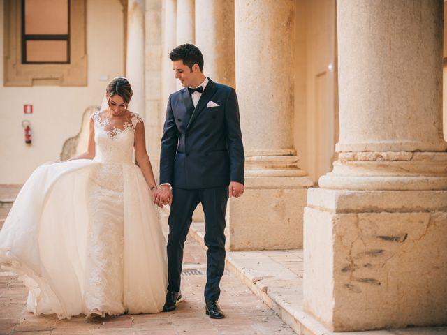 Il matrimonio di Melania e Sergio a Mazara del Vallo, Trapani 26