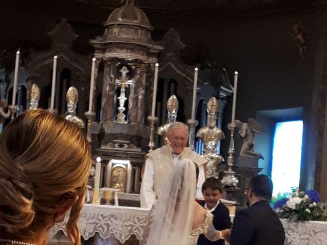 Il matrimonio di Roberta Maria Parricelli e Daniele  a Macherio, Monza e Brianza 14