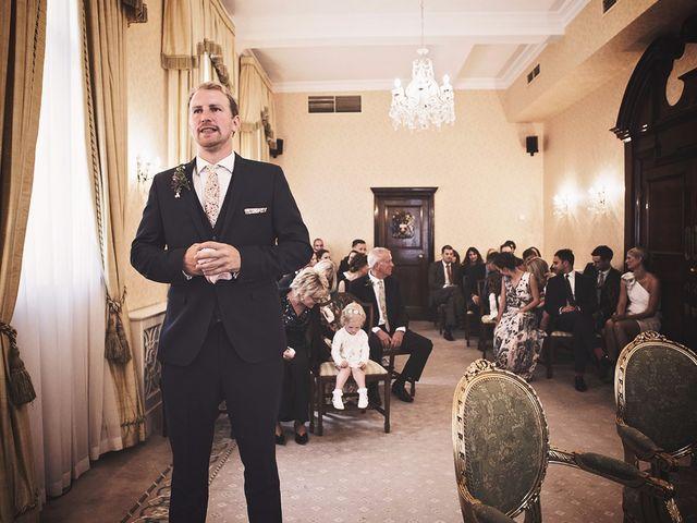 Il matrimonio di Ben Harding e Stefanie a Novara, Novara 53