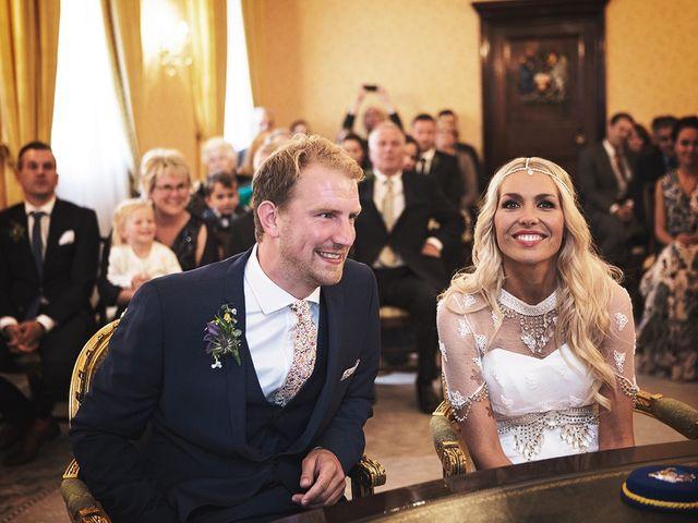 Il matrimonio di Ben Harding e Stefanie a Novara, Novara 61
