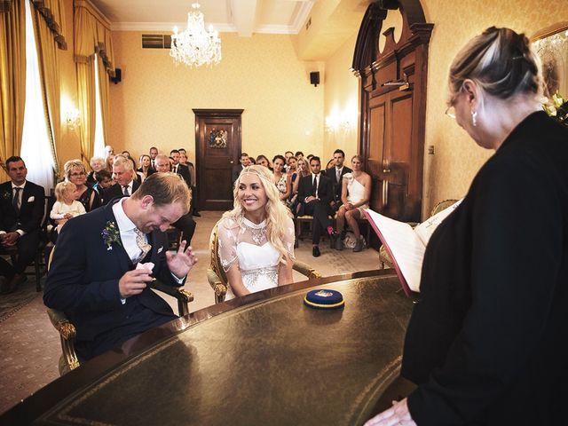 Il matrimonio di Ben Harding e Stefanie a Novara, Novara 62