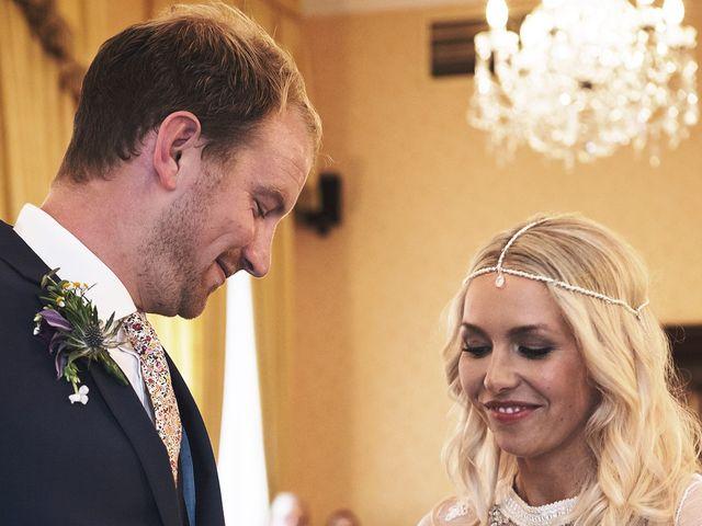 Il matrimonio di Ben Harding e Stefanie a Novara, Novara 67