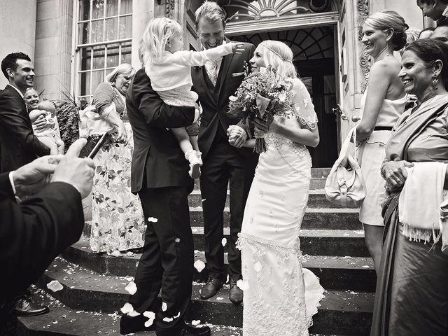 Il matrimonio di Ben Harding e Stefanie a Novara, Novara 75
