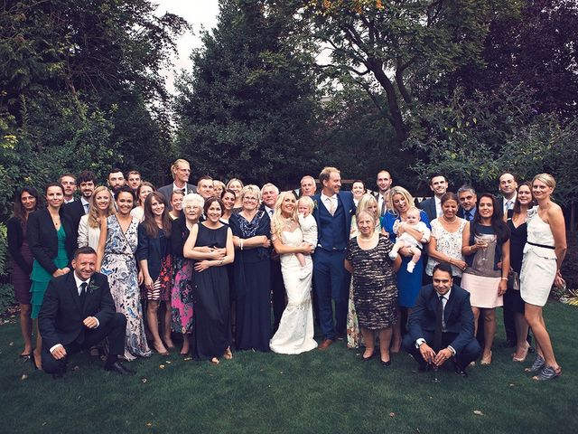 Il matrimonio di Ben Harding e Stefanie a Novara, Novara 130