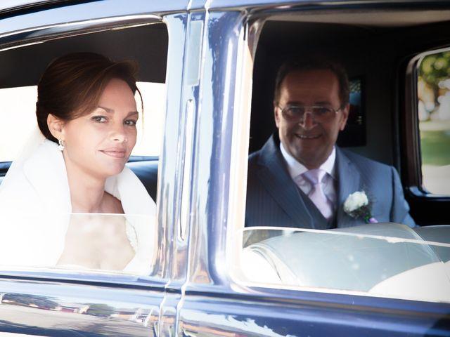 Il matrimonio di Fabiana e Daniele a Santhià, Vercelli 28