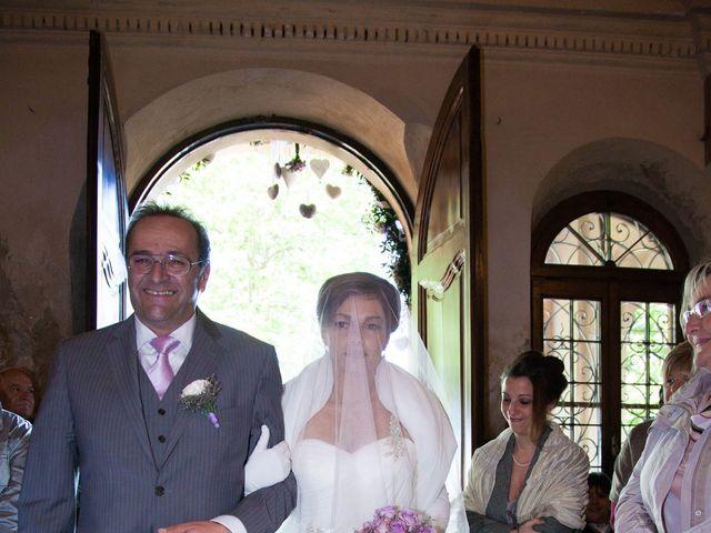 Il matrimonio di Fabiana e Daniele a Santhià, Vercelli 31