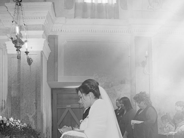 Il matrimonio di Fabiana e Daniele a Santhià, Vercelli 33
