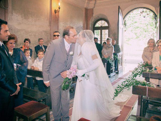 Il matrimonio di Fabiana e Daniele a Santhià, Vercelli 35