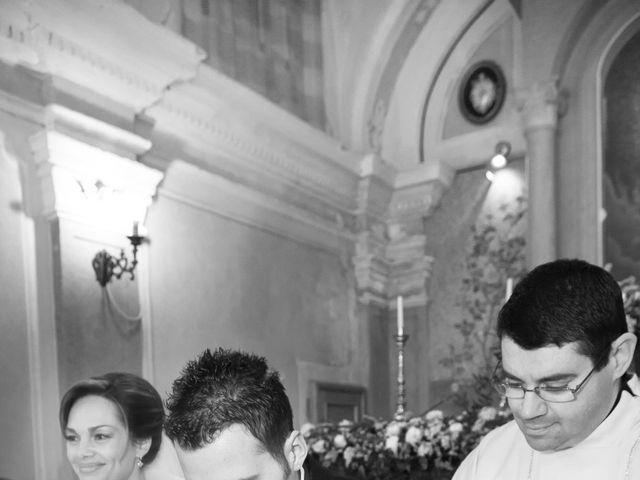Il matrimonio di Fabiana e Daniele a Santhià, Vercelli 43