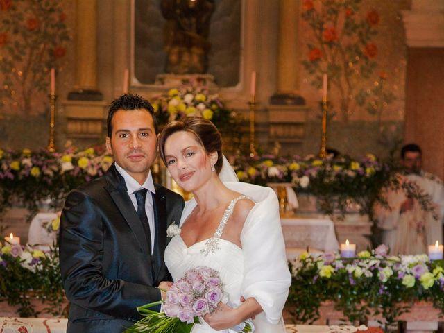 Il matrimonio di Fabiana e Daniele a Santhià, Vercelli 50