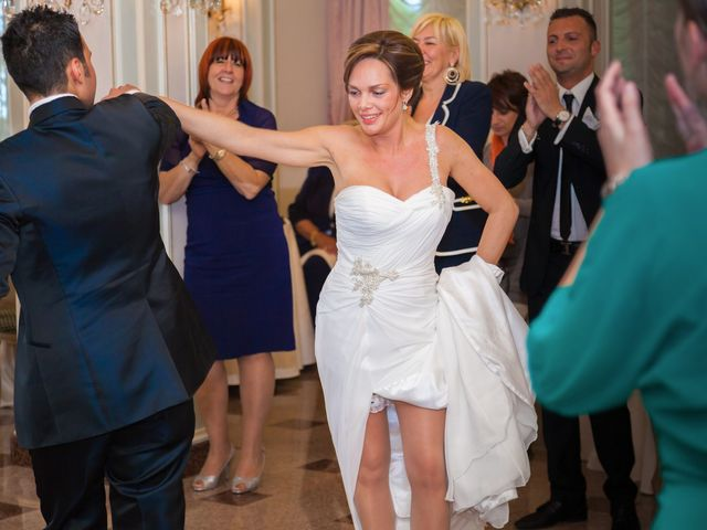 Il matrimonio di Fabiana e Daniele a Santhià, Vercelli 52