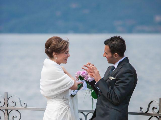 Il matrimonio di Fabiana e Daniele a Santhià, Vercelli 61