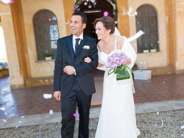 Le nozze di Daniele e Fabiana