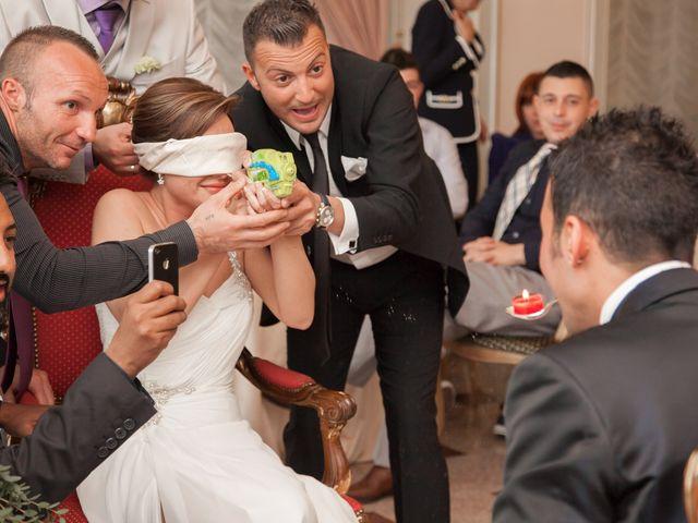 Il matrimonio di Fabiana e Daniele a Santhià, Vercelli 67