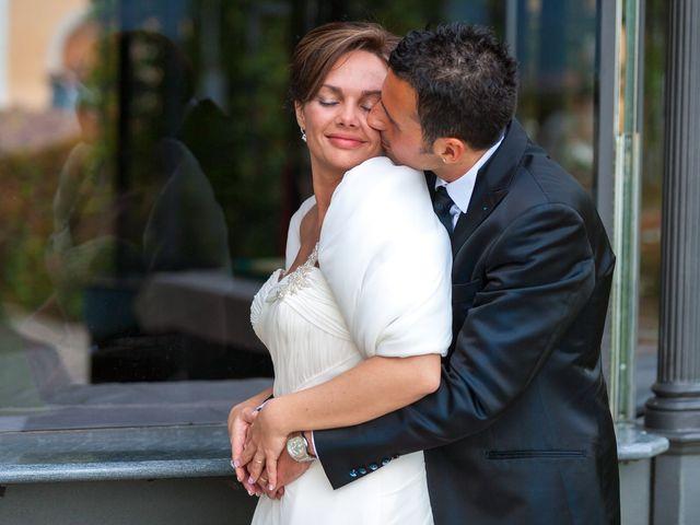Il matrimonio di Fabiana e Daniele a Santhià, Vercelli 71