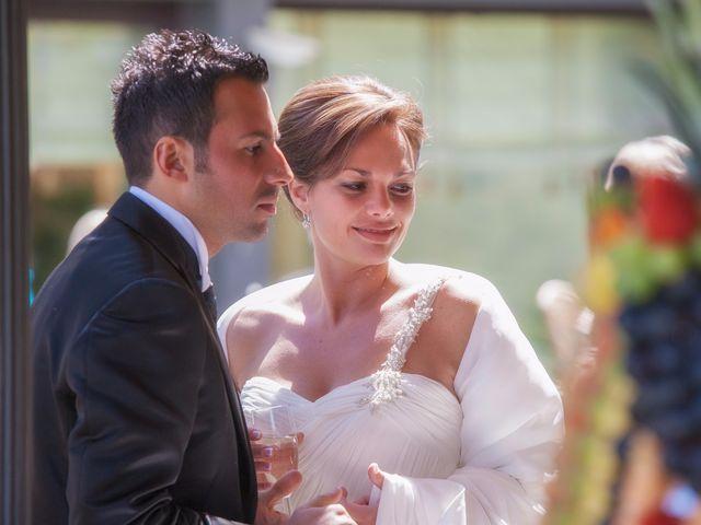 Il matrimonio di Fabiana e Daniele a Santhià, Vercelli 76