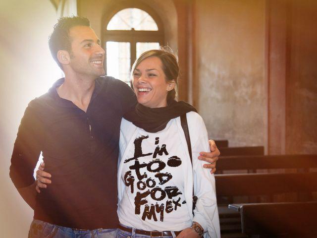 Il matrimonio di Fabiana e Daniele a Santhià, Vercelli 80