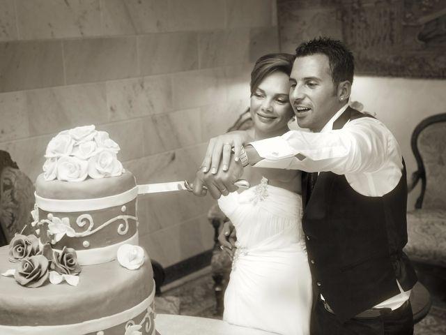 Il matrimonio di Fabiana e Daniele a Santhià, Vercelli 82