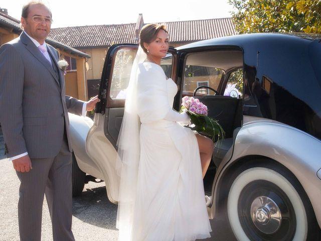 Il matrimonio di Fabiana e Daniele a Santhià, Vercelli 9