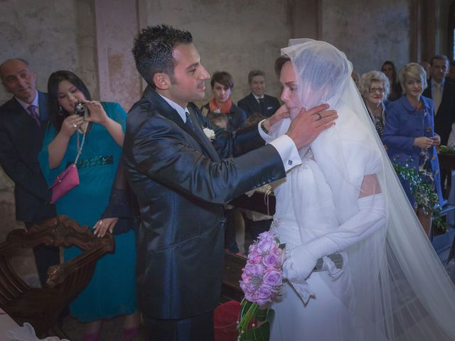 Il matrimonio di Fabiana e Daniele a Santhià, Vercelli 10