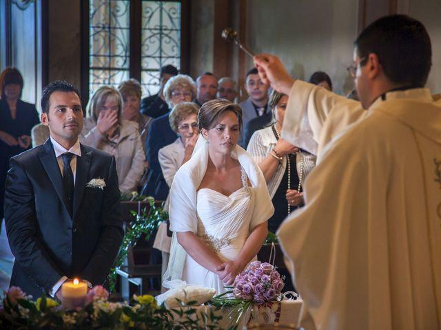 Il matrimonio di Fabiana e Daniele a Santhià, Vercelli 11