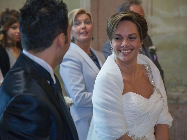 Il matrimonio di Fabiana e Daniele a Santhià, Vercelli 13