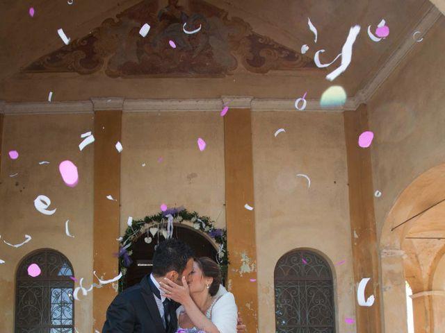 Il matrimonio di Fabiana e Daniele a Santhià, Vercelli 14