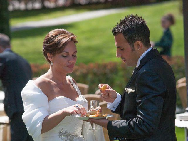 Il matrimonio di Fabiana e Daniele a Santhià, Vercelli 17