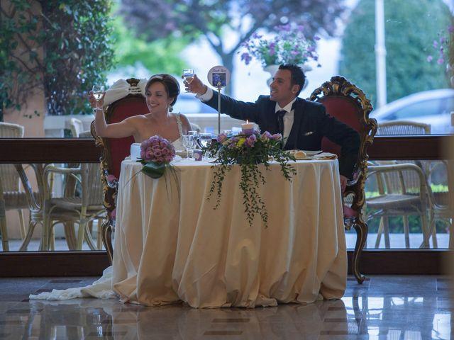Il matrimonio di Fabiana e Daniele a Santhià, Vercelli 19