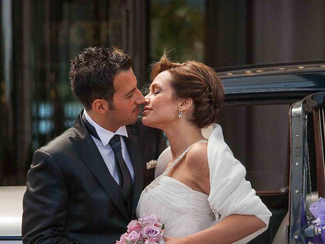 Il matrimonio di Fabiana e Daniele a Santhià, Vercelli 22