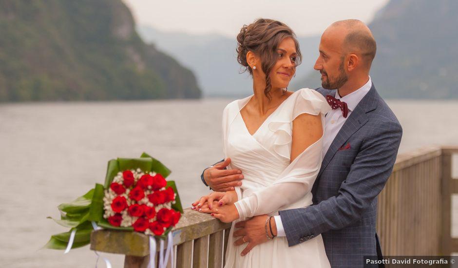 Il matrimonio di Simone e Maija a Idro, Brescia