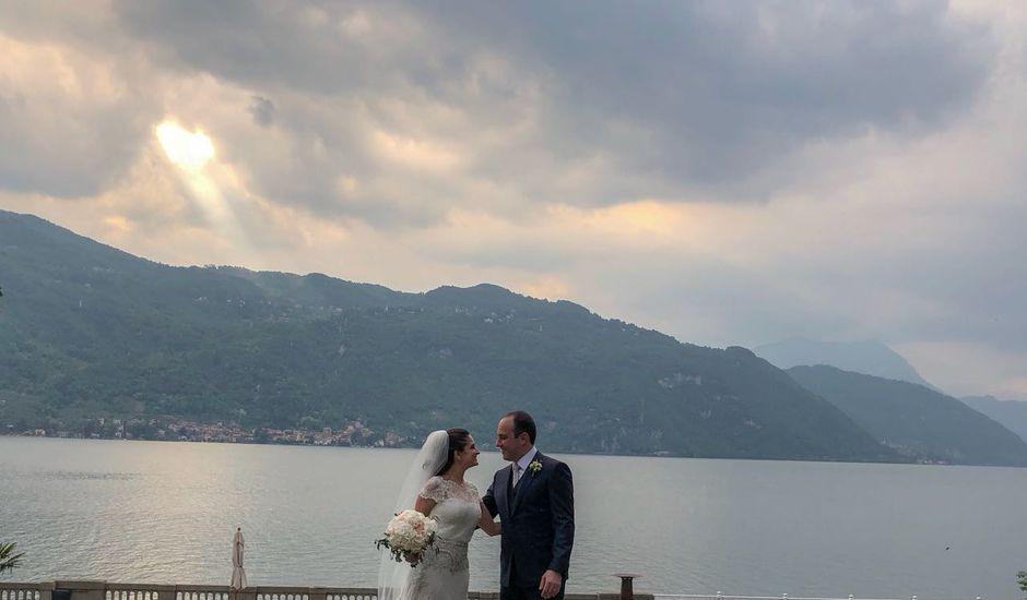 Il matrimonio di Liege e Fabricio  a Mandello del Lario, Lecco