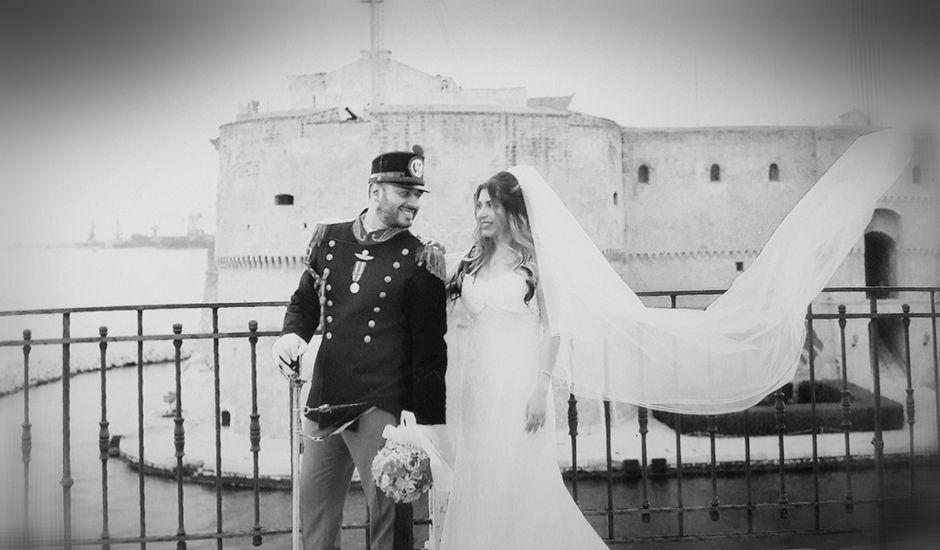 Il matrimonio di Cristina e Luigi a Taranto, Taranto