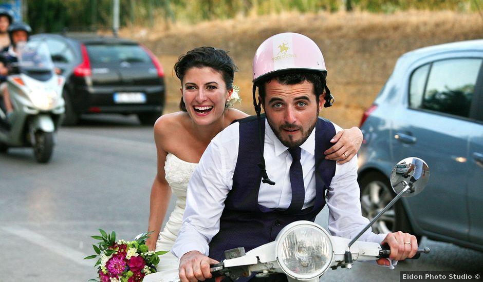Il matrimonio di Marco e Roberta a Delia, Caltanissetta