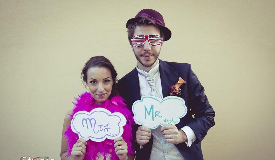 Il matrimonio di Francesco e Jessica a Monsummano Terme, Pistoia