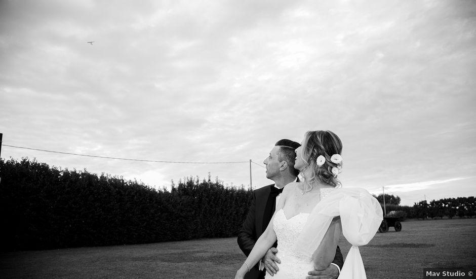 Il matrimonio di Loretta e Giacomo a Lugo, Ravenna