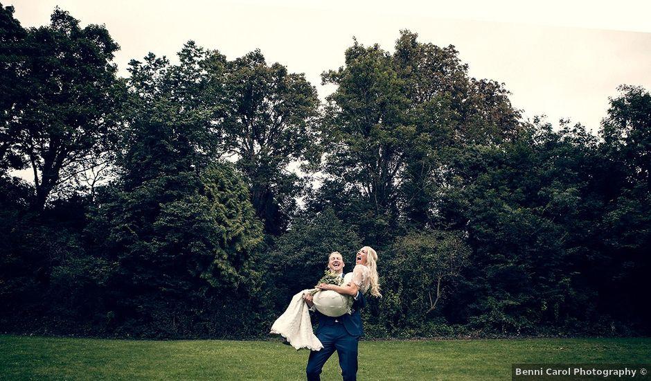 Il matrimonio di Ben Harding e Stefanie a Novara, Novara