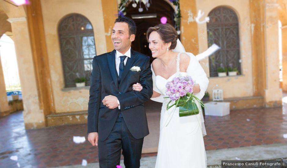 Il matrimonio di Fabiana e Daniele a Santhià, Vercelli