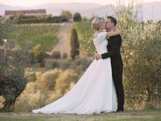 Le nozze di Nathalie e Marco