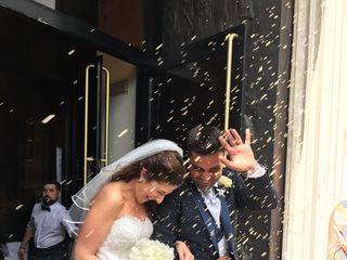 Le nozze di Margherita  e Francesco 1