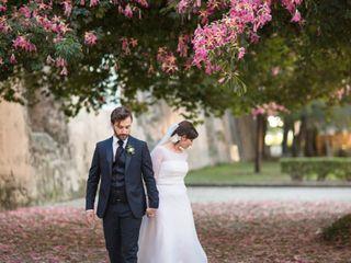 Le nozze di Mari e Aurelio
