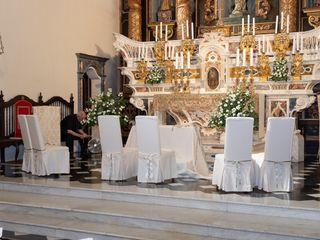 Le nozze di Antonella e Pietro 1