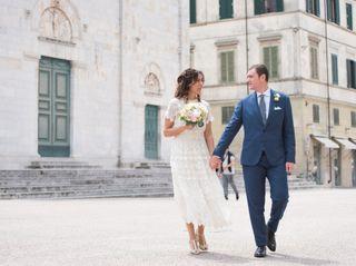 Le nozze di Benedetta e Federico