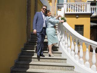 Le nozze di Loris e Manuela