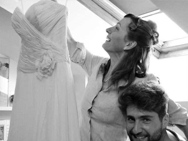 Il matrimonio di Matteo e Claudia a Arluno, Milano 6