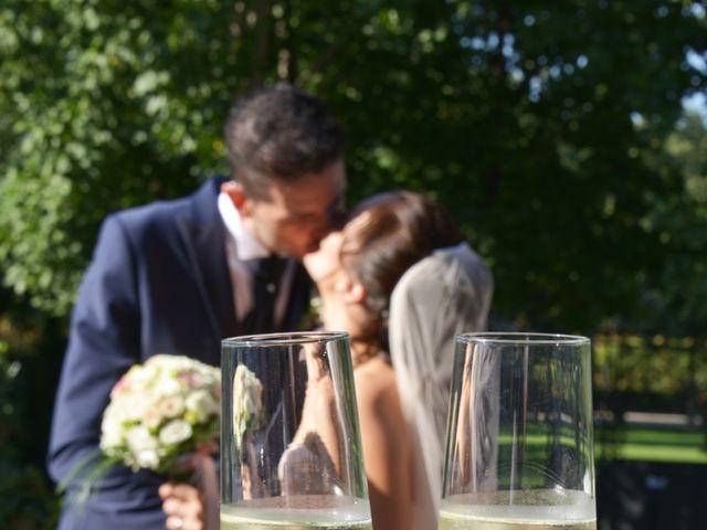 Il matrimonio di Matteo e Claudia a Arluno, Milano 17