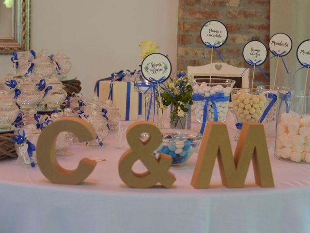 Il matrimonio di Matteo e Claudia a Arluno, Milano 22