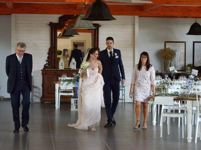 Il matrimonio di Matteo e Claudia a Arluno, Milano 23