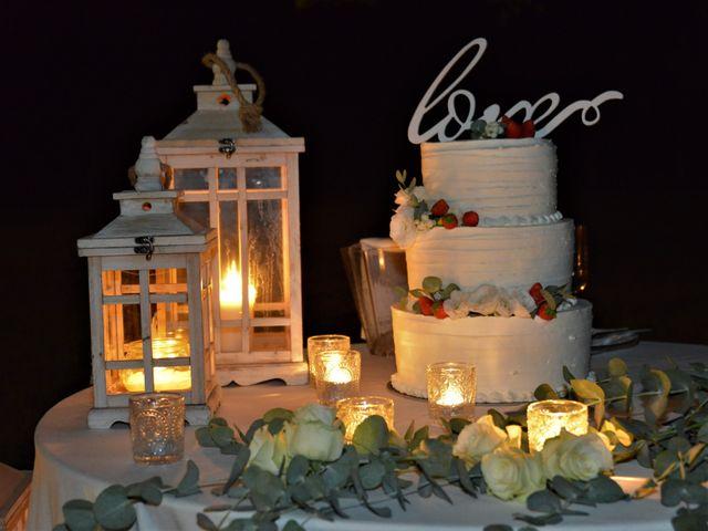 Il matrimonio di Matteo e Claudia a Arluno, Milano 31
