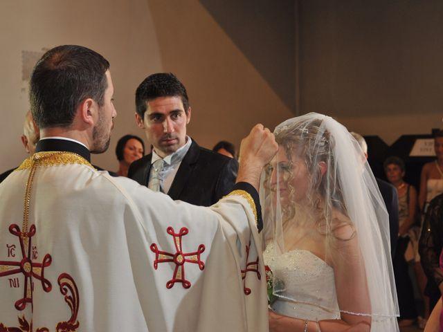 Il matrimonio di Mircea e Angela a Lucca, Lucca 23